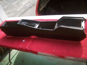 1973 1974 1975 1976 77 Olds Cutlass 442 Hurst Olds Nos Center Console Housing