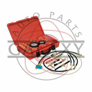 New Atd Master Fuel Injection Pressure Test Kit Features Quick Couple System