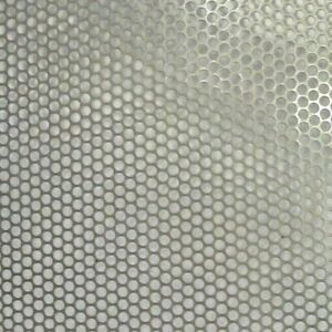 1 4 Holes 16 Ga 0598 304 Stainless Steel Perforated Sheet 12 X 24