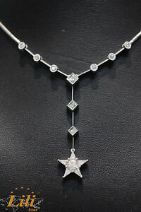 Black Friday Special Sale - Star Of Texas Diamond Pendant 1.02Carat I Color SI