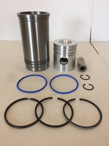 Zetor Tractor Piston ring liner Kit 52110099 3 Ring 3321 3340 5211 5320 7245