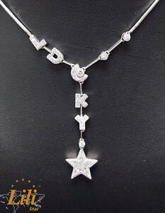 Black Friday Special Sale - Lucky Star Diamond Pendant 0.77Carat G Color SI