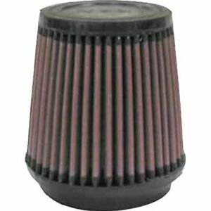 K n Air Filter Element Round Tapered Cotton Gauze Red 3 500 Dia Inlet Ru 2790