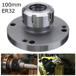 Er 32 Collet Chuck 100mm Diameter Compact Lathe Tight Tolerance For Milling