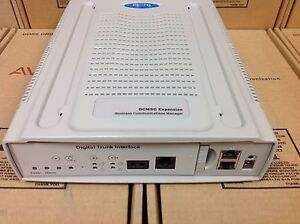 Nortel Networks Bcm50 Expansion Nt9t6400 07 Digital Trunk Interface