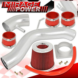 For 2002 2006 Nissan Altima 2 5liter Induction Cold Air Intake System Polish