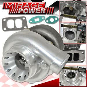 Oil Cooled T70 T3 Surge Port Stage 4 Iv Turbo Charger Camaro Mustang Rx7 70ar