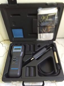 Bacharach Monoxor Ii 19 8004 Carbon Monoxide Gas Analyzer