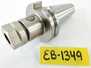 Tmx Er 20 Collet Holder Cat 40 Shank 2 5 8 Gauge Length 25 000 Rpm 3 188 018
