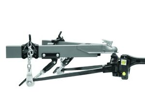 Reese 66074 Strait Line Weight Distribution Hitch