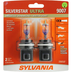 Silverstar Ultra Blister Pack Twin Headlight Bulb Fits 1999 2005 Volkswagen Jett