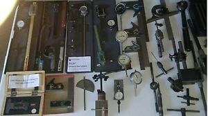 Large Lot Machinist machine Shop Tools