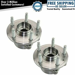 Wheel Bearing Hub Assembly Kit Pair Set Of 2 For Ford Explorer New