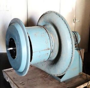 Kuhl Industrial Tba 12 20 tx 15 Exhaust Fan Blower 20 20hp 3ph 3500rpm Motor