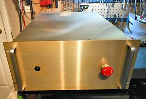 Pro grade Cnc Electronics Enclosure Pre milled emi Shielded 19w X 24lx 8 75h