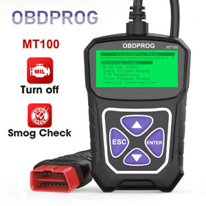 Foxwell Nt201 Auto Obd2 Scanner Diagnostic Tool Check Engine Light Code Reader