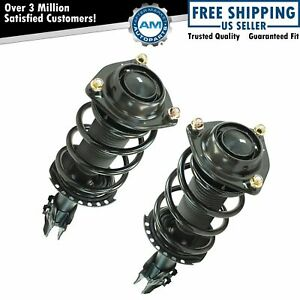 Loaded Quick Complete Strut Spring Mount Assembly Front Lh Rh Pair For Elantra