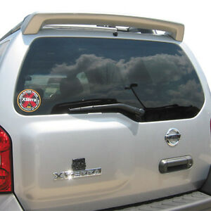 Un Painted Grey Primer Custom Rear Hatch Spoiler For 2005 2015 Nissan Xterra