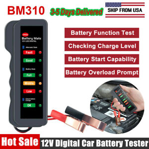 12v 24v Digital Car Circuit Tester Voltage Power Avometer Diagnostic Scan Tool