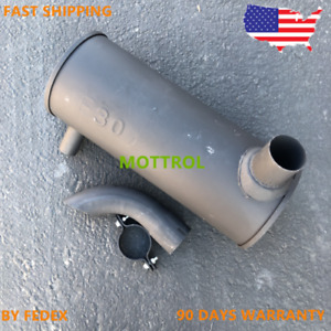 E307c Muffler Fits Caterpillar Cat Excavator 307c new free Shipping