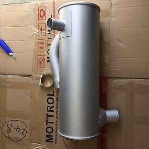 E307d Muffler Fits Caterpillar Cat Excavator 307d new free Shipping