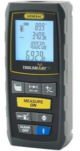 General Ts01 Toolsmart Laser Distance Measurer Lcd Display