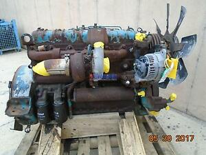 International Dta360 Oem Engine Complete Good Running A Esn 362gm2u046370