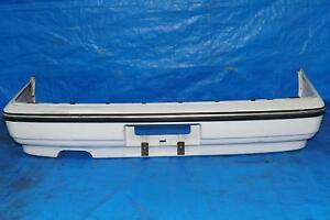 Jdm Honda Civic Ef Ef2 Sedan 4 Door Oem Rear Bumper Cover Assembly 1988 1991