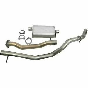 Dynomax Ultra Flo Welded Exhaust System 19399