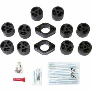 Performance Accessories Body Lift Kit New Jeep Wrangler 2007 2011 Pa992