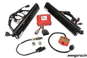 Msd Atomic Ls Efi Fuel Injection Systems Fits 2006 2012 Ls7 7 0 427 Chevrolet