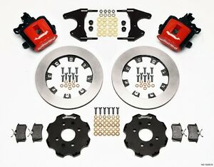 Wilwood Rear Parking Brake Caliper Brake Kit Fits 1992 2000 Honda Civic Dx Lx Hx