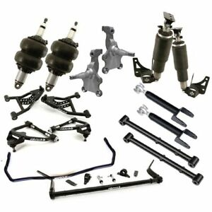Ridetech Air Suspension System Fits 1964 1967 Gm A Body Chevelle Chevrolet Chevy