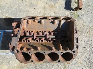 1971 Chrysler Dodge Plymouth 440 High Performance Engine Block