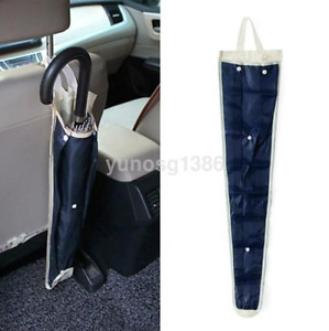 Auto Car Seat Back Umbrella Hanger Storage Organizer Holder Foldable