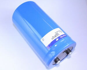 1x 56000uf 50v Dc Large Can Electrolytic Capacitor Volts 50vdc 56000mfd 56 000