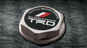 Scion Tc 2005 2015 Trd Oil Cap Forged Aluminum Oem New
