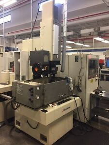 Mitsubishi Model M25k Cnc Sinker Edm Machine