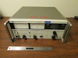 Hp Agilent 4815a Vector Impedance Meter