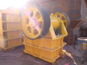 New Pe400 X 600 Universal Jaw Crusher With Motor Free Shipped By Sea