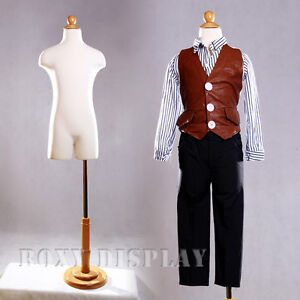 Children Mannequin Manequin Manikin Dress Form Display 11c7t jf
