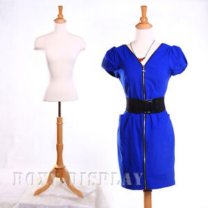 Female Size 4 6 Mannequin Manequin Manikin Dress Form 22sdd01 jf bs 01nx