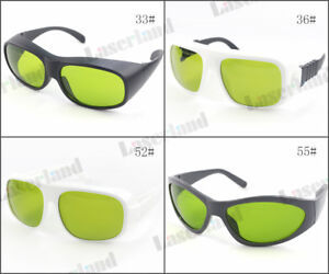 800nm 1100nm Od5 1060nm 1070nm Od7 Laser Protective Goggles Safety Glasses