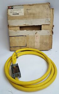 Cutler hammer Limit Switch Receptacle W 18 Ft Cable E50rbs