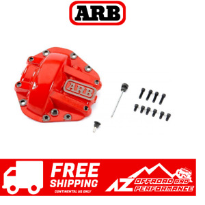 Arb Dana 60 Differnetial Cover Universal 0750001 Red