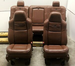 2004 2005 2006 2007 King Ranch Style Seat Set