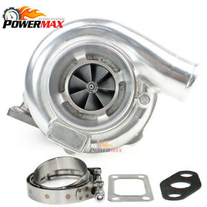 Universal Performance Gt30 Gt3076 Turbocharger 0 63 A r Vband T3 Flange Clamp