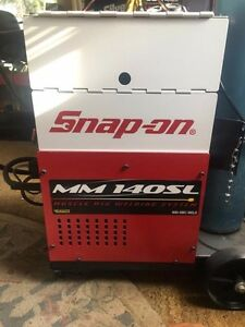 Snap On Mm140sl Welder
