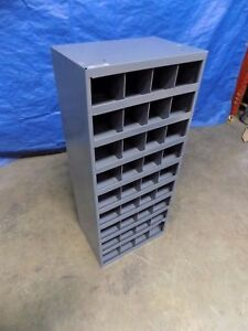 Durham 36 Bin Shelving Unit With Openings 358 95