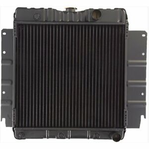 Prorad Radiator New For Dodge Dart Plymouth Duster Valiant 8010354